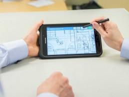 Lieke Sovellus Lieke Suunnittelu Oy sähkösuunnittelu Android-mobiilisovellus